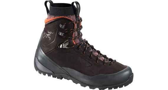 Arc'teryx W's Bora Mid Leather GTX Hiking Boots Redwood/Andromedea